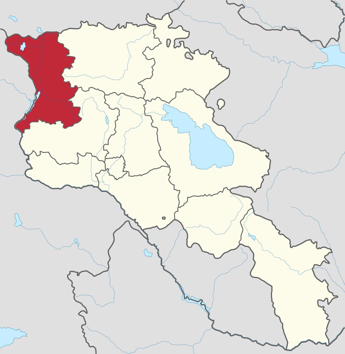 Schirak Region