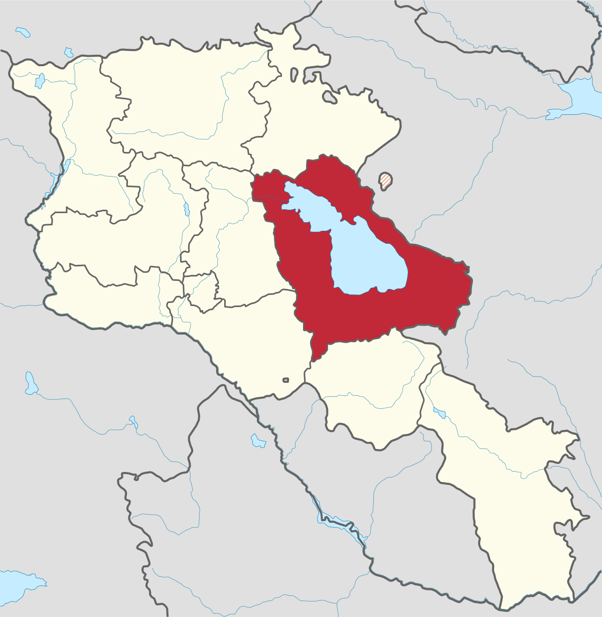 Gegharkunik Region