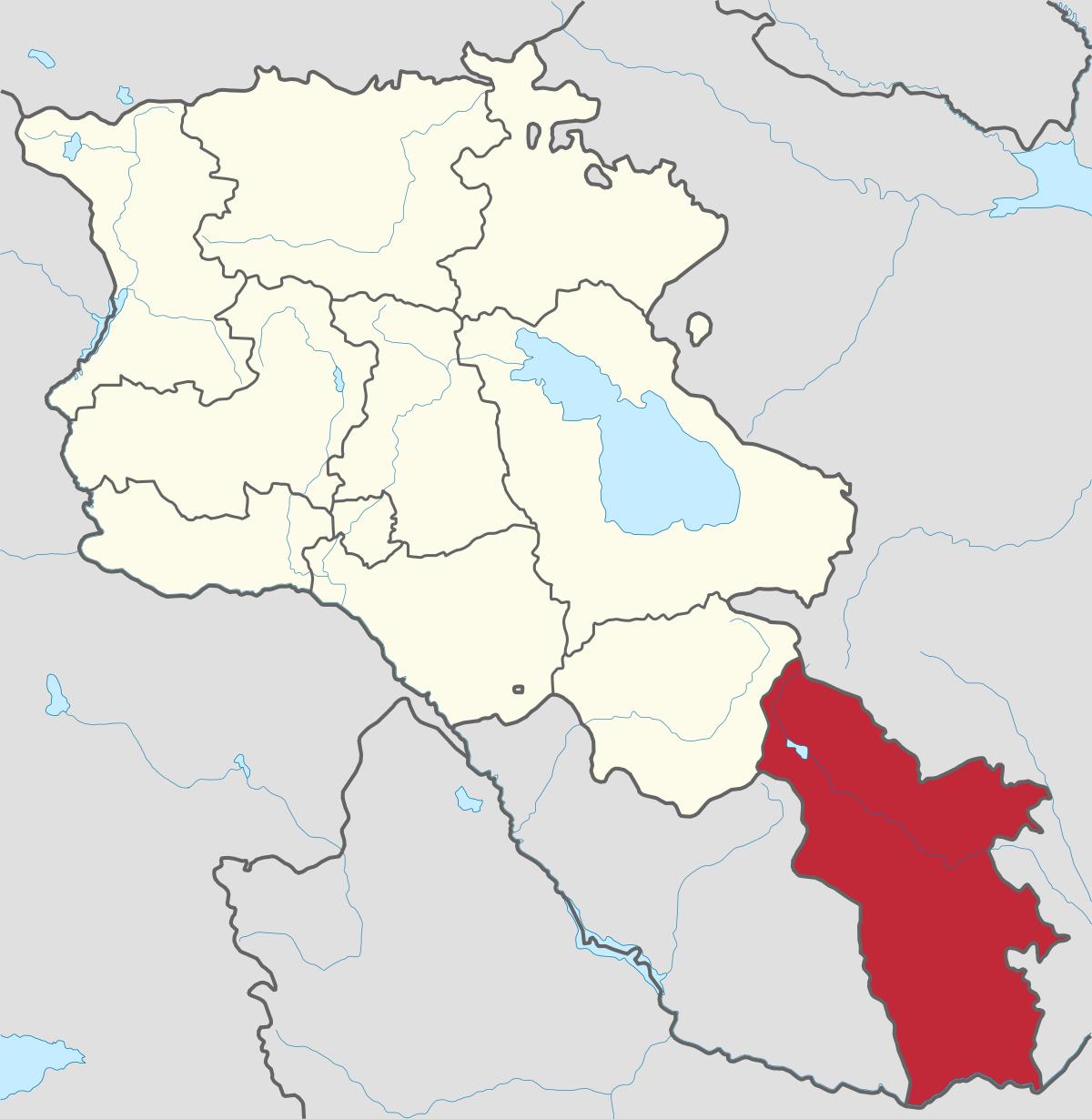 Syunik Region