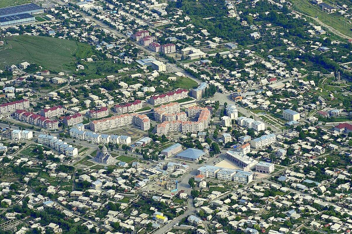 Spitak Stadt Ararat Travel