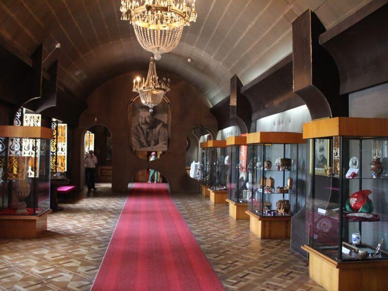 Museum von Stalin