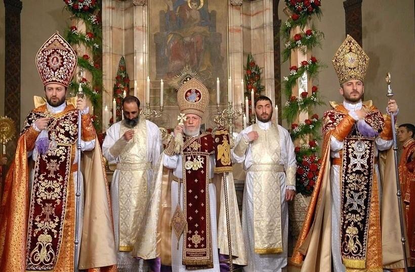 Echmiadsin - Armenisches Vatikan