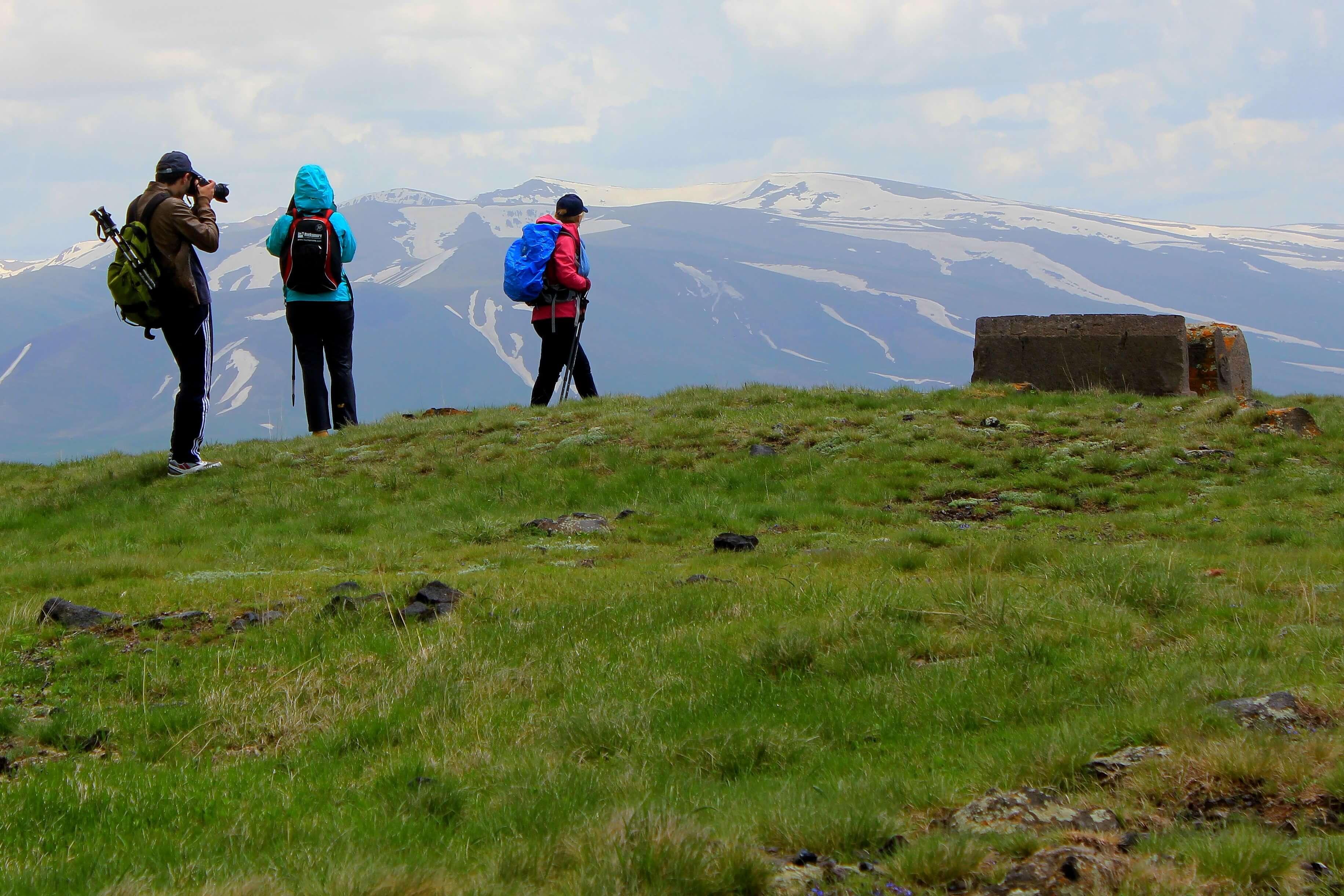 Hike, Armenia