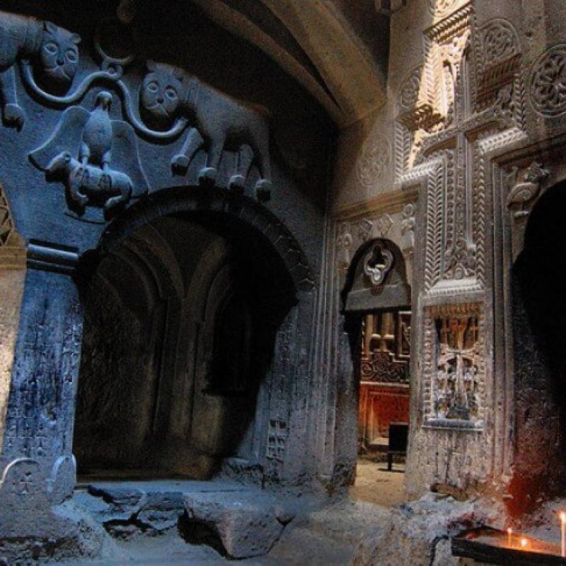 Tatev Kloster
