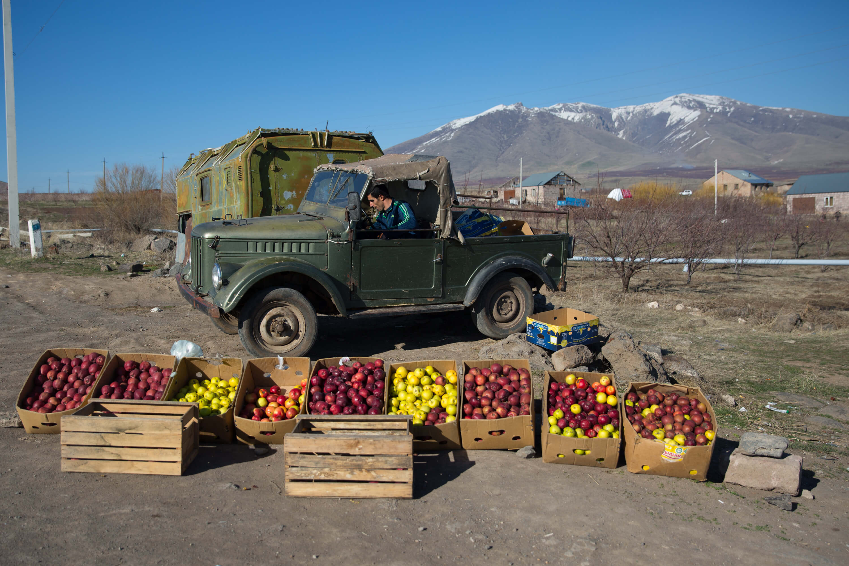 Leben in Armenien